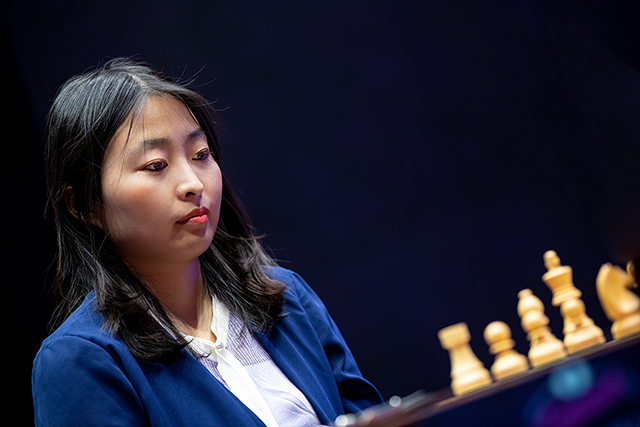 m 20190914 Skolkovo Women Grand Prix R04-246 Ju Wenjun CHINA