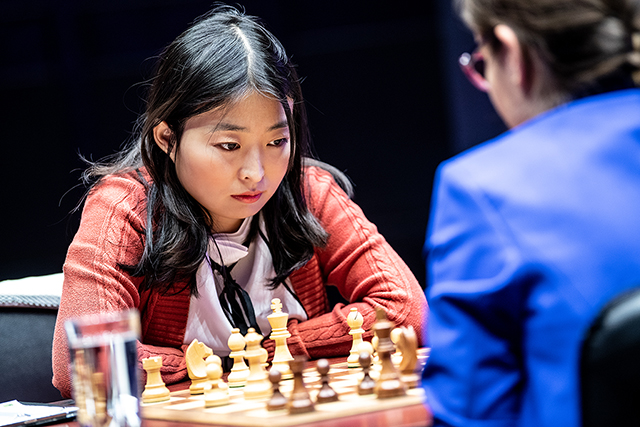 m 20190916 Skolkovo Women Grand Prix R06-114 Ju Wenjun CHINA