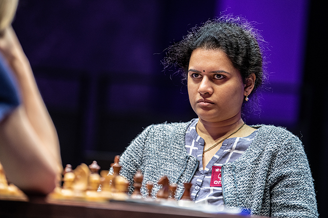 m 20190916 Skolkovo Women Grand Prix R06-67 Humpy Koneru INDIA